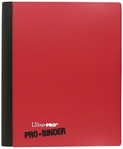 Ultra Pro 84025 - 4-Pocket Flip Pro-Binder,