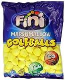 Mally Mallow - Marshmallow Palle Da Golf Gialle da 1kg