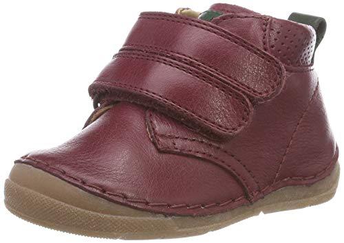 Froddo Mädchen Girls Shoes G2130146-10 Slipper, Rot (Bordeaux I28), 19 EU