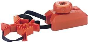 Cadre avec Sangle 4 m pour assembler-cadres ou autres objets de tailles diverses et des configurations avant le collage ou fixing. Tension est assuré au moyen d'une lanière liées à la mise sous Tension et les pièces. les unités d'angle idéal pour le serrage des angles de 90° et 120° 135° Longueur de la sangle :  environ 4 m., livré avec banc de musculation Banc mounting. dormant pour un emballage de présentation.