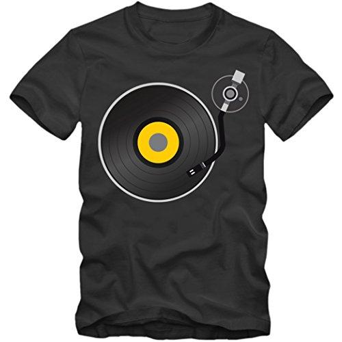 schallplatte-01-t-shirt-musik-vinyl-schellackplatte-dj-herrenshirt-farbedunkelgrau-dark-grey-l190gro