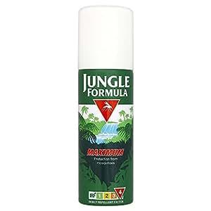 Jungle Formula Maximum Aerosol Insect Repellent, 150ml