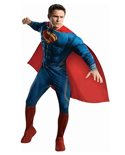 Superman Premium Kostüm Plus (Superman Size Plus Kostüm)