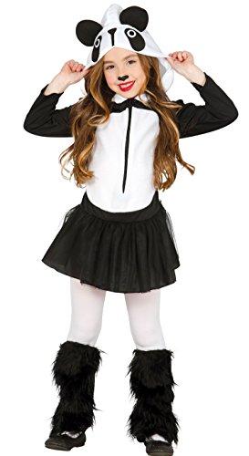 Panda Kostüm - Guirca Mädchen Pandakostüm Panda Kostüm Kleid
