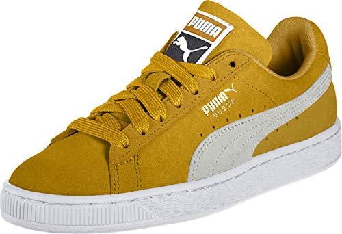 Puma Unisex-Erwachsene Suede Classic Sneaker, Braun (Buckthorn Brown White), 44.5 EU