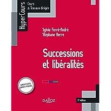 Successions et libéralités (HyperCours)