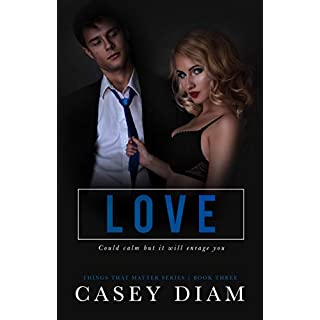 Love (Things That Matter Series Book 3) (English Edition)
