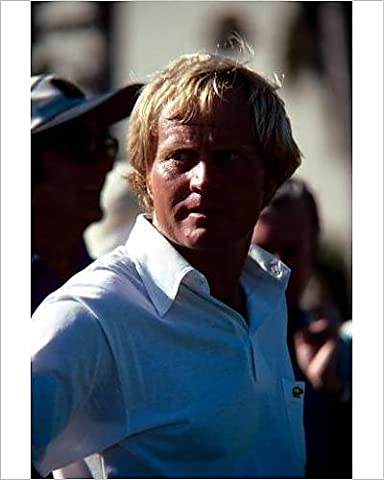Photographic Print of Golf - Jack Nicklaus