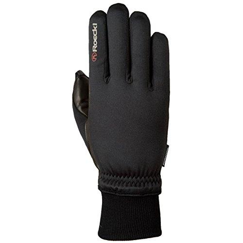 Roeckl Herren Kolon Handschuhe, schwarz, 7.5