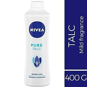 Nivea Pure Talc, 400g
