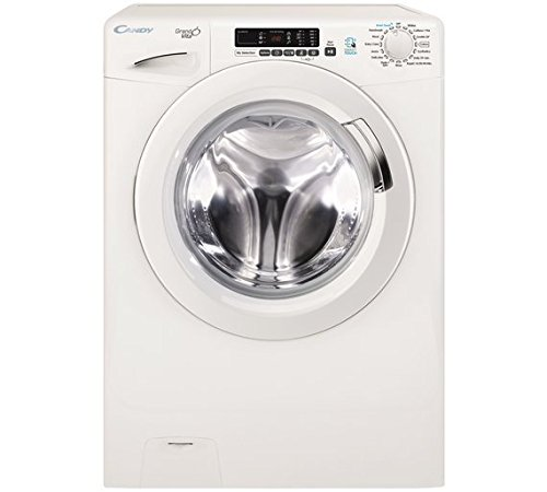 Candy Smart GVS149D3 A+++ 9kg 1400 Spin 15 Programmes Washing Machine in White