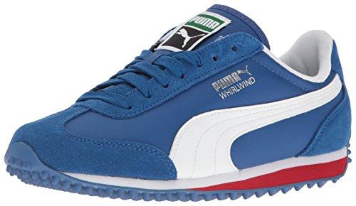 Puma - Männer Turbilhão Clássicos Sapatos True Blue / Puma Brancas