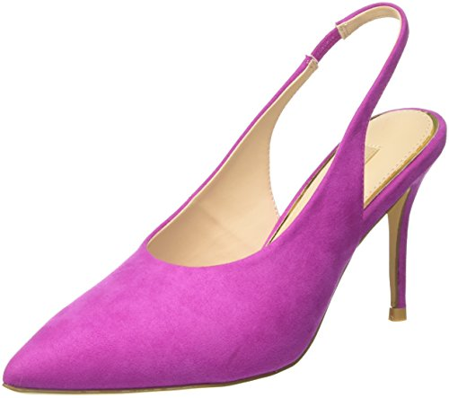 Primadonna Chanel, Chaussures Avec Bride À La Cheville Femme Violet (fuchsia)