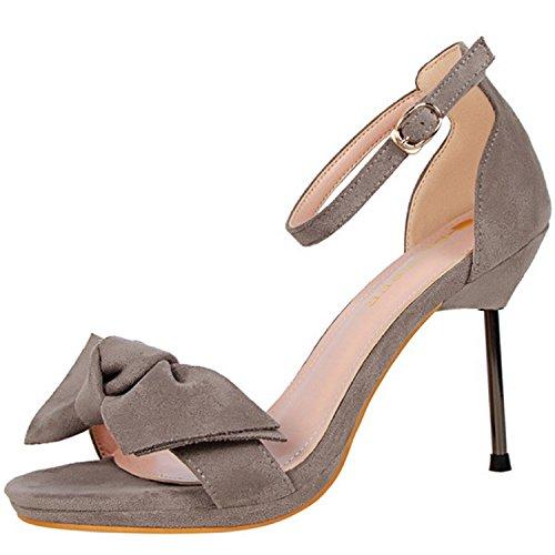 Azbro - Cinturino alla caviglia Donna Grigio