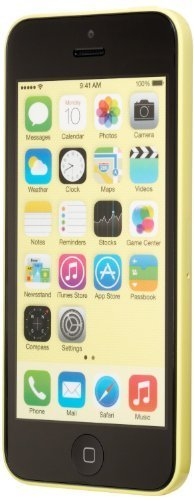 Apple iPhone 5C Gelb 8GB SIM-Free Smartphone (Zertif...