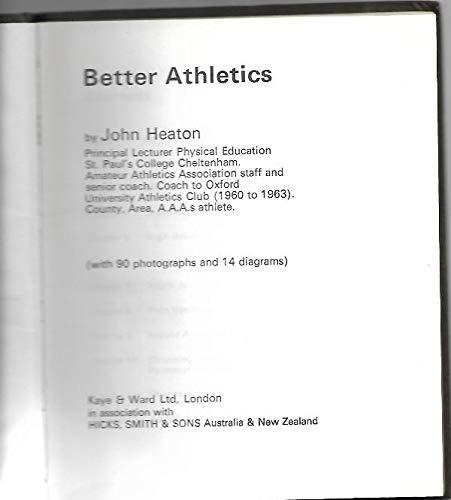 Better Athletics