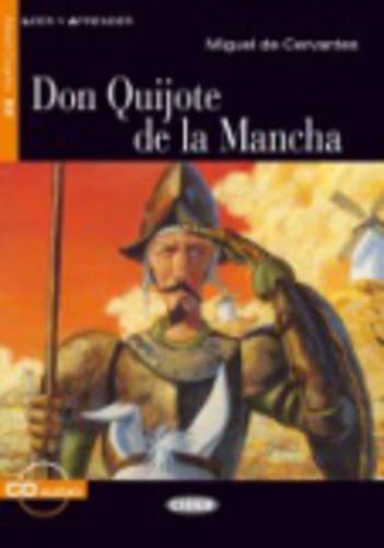 Don Quijote de la Mancha. Con audiocassetta (Leer y aprender) por Miguel de Cervantes