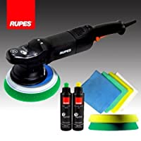 RUPES BIGFOOT 21MM – LHR21E – ORBITAL POLISHER STANDARD KIT (6 Items)