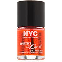 NYC Lovatics by Demi Lip & Cheek Tint - Cheeky Pink