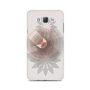 RAYITE Spirograph Premium Printed Mobile Back Case For Samsung J5 2016 Version