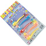 Party Bag/Favour/Lucky Dip Play Balancing Blow Ball Pipes 10/Pack