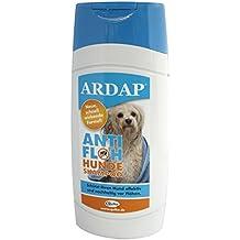 ARDAP Anti Floh Shampoo für Hunde – Flohschutz & Fellpflege mit Margosa Extrakt und Teebaum Öl – 1 x 250 ml
