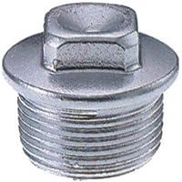 Hombre tapón en acero galvanizado a 2903.4Hydraulic fittings