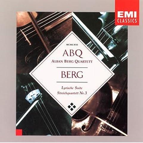 Berg:String Quartet Op.3