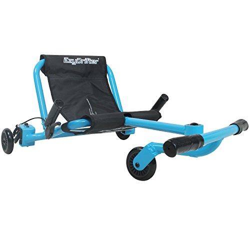 EzyRoller Drifter Fun Fahrzeug Dreirad Drift ezy roller, Farbe: blau