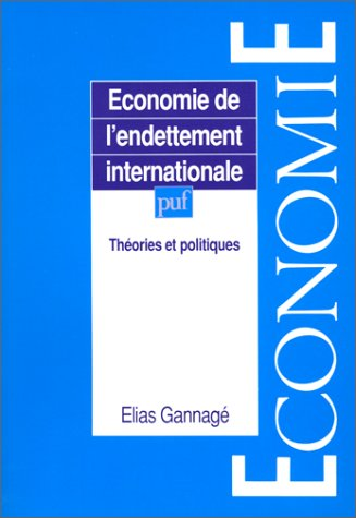 Economie de l'endettement internationale