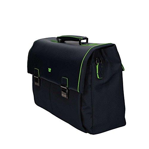 Briefcase L Blu Business BIZ 8521 Blu