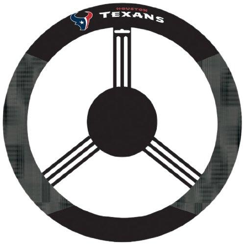 Fremont Die NFL Seattle Seahawks Poly-Suede Lenkradhülle, Unisex, schwarz