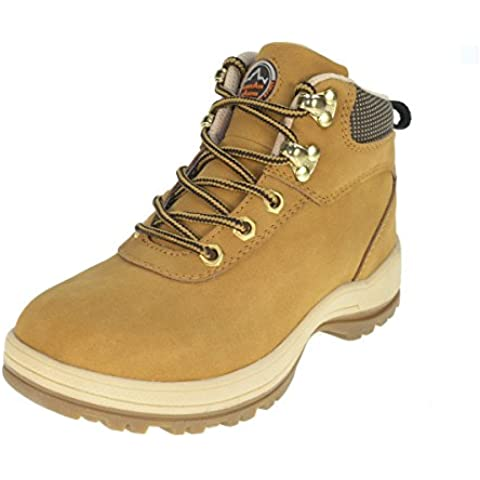 Beppi Boys Girls Winterboots Outdoor Shoes Camel