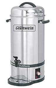 Bartscher - ba.a200.050 - Marmite à vin chaud 20l 2000w MultiTherm