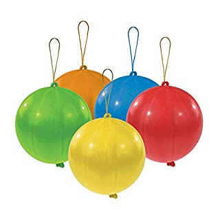Party Bags 2 Go Amscan Punch Balloons pk18