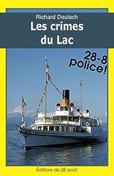 LES CRIMES DU LAC (Romans Policiers Régionaux Gisserot t. 17)