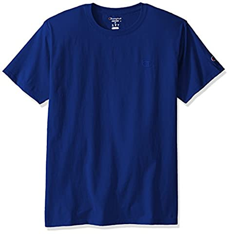 Champion Men`s Classic Jersey Tee, XL, Surf The Web