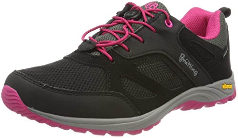 Bruetting Field, Zapatos de Low Rise Senderismo para Mujer