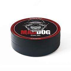 Idea Regalo - Gel per Capelli Professionale Mad Dog 100ml. 100% Made in Italy