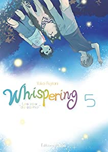 Whispering, les voix du silence Edition simple Tome 5