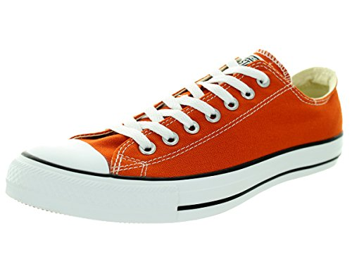Converse Chuck Taylor All Star Homme Burnished Suede Ox 381630 Herren Sneaker Roasted Carrot