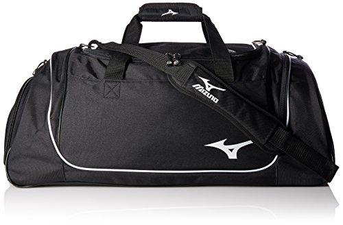 Mizuno Team Duffle Bag, Unisex, schwarz -