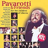 Pavarotti & friends for the children of Libéria