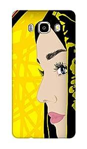 ZAPCASE PRINTED BACK COVER FOR SAMSUNG GALAXY On8 Multicolor