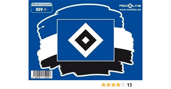 2 In 1 Duft Sticker Aufkleber Hamburger Sv Hsv Neu Sport Freizeit