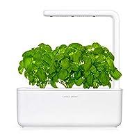 Mini potager-cuisine bianco a 3ricariche click & GrowColtiva direttamente e semplicemente nella vostra casa durante tutto l' anno grazie alle intelligenti Mini giardini Smart Gardens all-in-one di click & Grow.Inserire le 3capsule di piante...