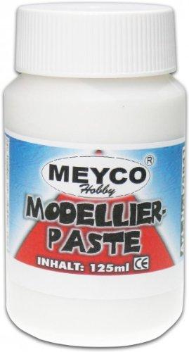 Modellierpaste, weiss, 100ml, Meyco