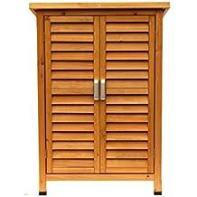 Suchergebnis Auf Amazonde Für Outdoor Schrank Holz