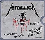 Live Shit: Binge & Purge (CD & DVD) by Metallica (2002-11-12)