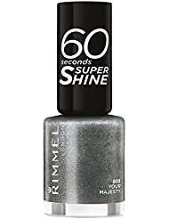 Rimmel London 60Seconds Super Shine Vernis à ongles 8ml
